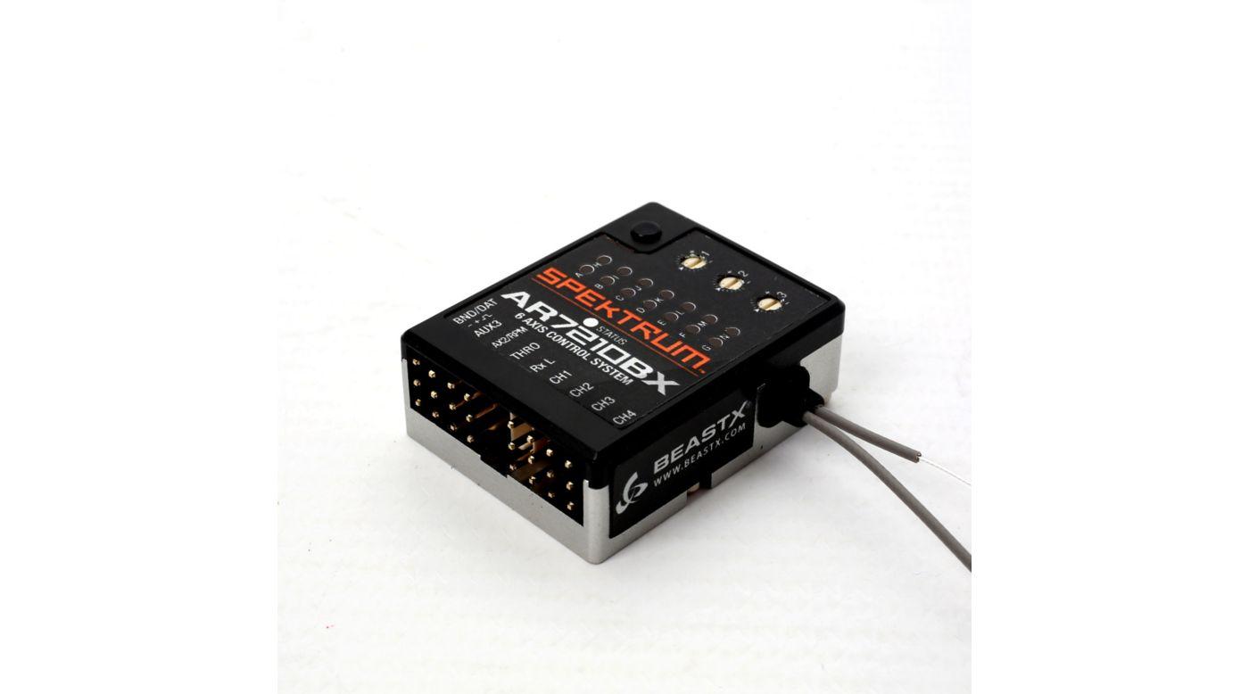 DSMX® Flybarless Control System (SPMAR7210BX)